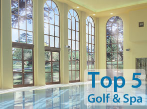 Top 5 Golf and Spa Resorts