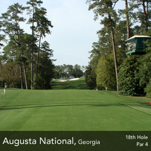 Golf Picture of the Week - Augusta National - 19th Hole ...