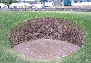 Road-Hole-Bunker