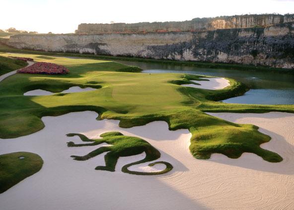 Green Monkey Course