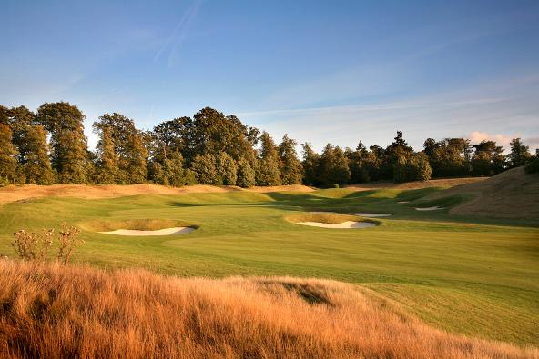 Hanbury Manor Golf