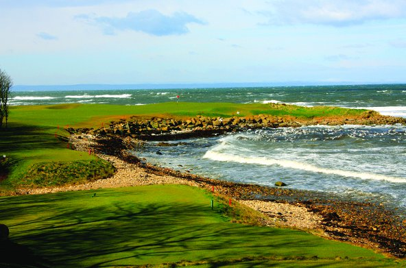 Kingsbarns 15th