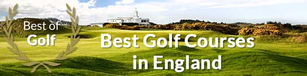 Best Golf Courses in England
