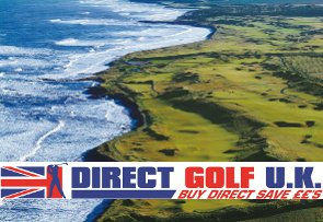 Direct Golf UK Scotland