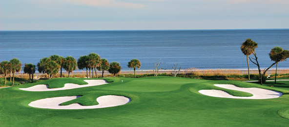 Jones Course at Palmetto Dunes