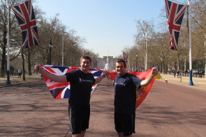 London Marathon Seve 4