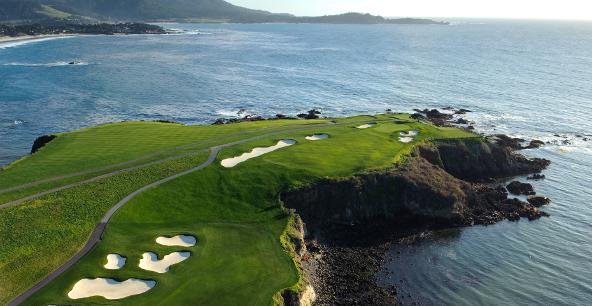 Pebble Beach Golf Holidays Ygt On The Scene 19th Hole