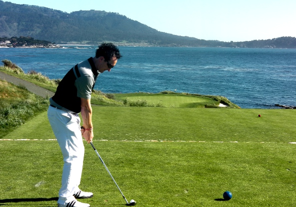 Pebble Beach Golf Holidays Ygt On The Scene 19th Hole