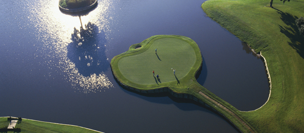 Sawgrass 17th
