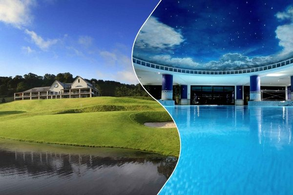 Top 10 Luxury UK Golf and Spa Breaks