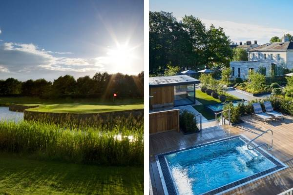 Top 10 Luxury Uk Golf And Spa Breaks 19th Hole By Yourgolftravel