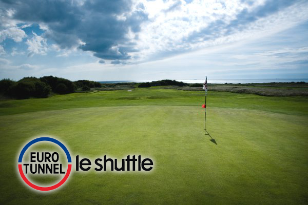 Eurotunnel – Easy Way to the 1st tee