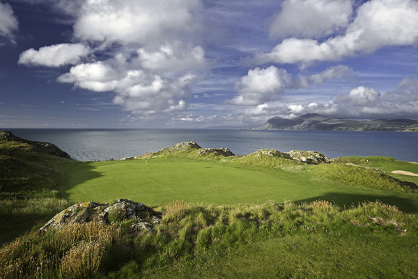 Discovering Golf on the North West Coast of Wales