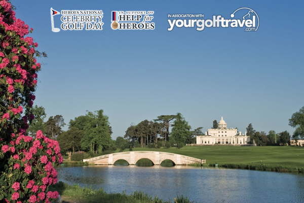 Play in the Heroes National Celebrity Golf Day – Last Chance Saloon!