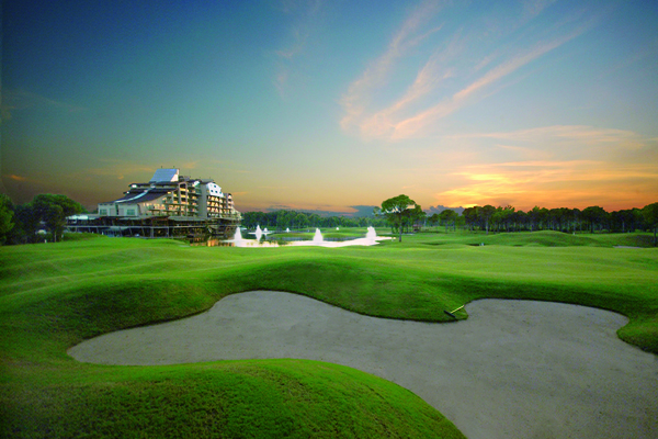 Sueno Golf Resort - All Inclusive in Turkey
