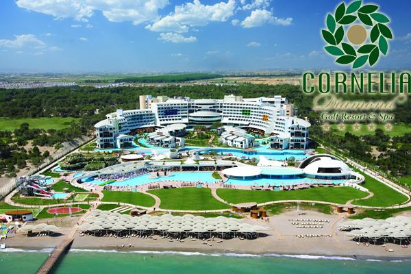 Cornelia Diamond Golf Resort & Spa - A Jewel in Belek's ...