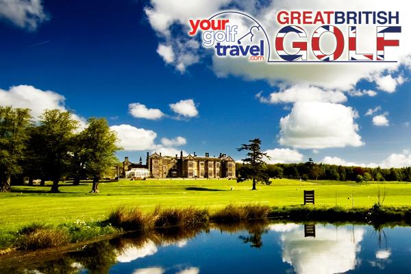Great British Golf Breaks – Matfen Hall Hotel, Golf & Spa