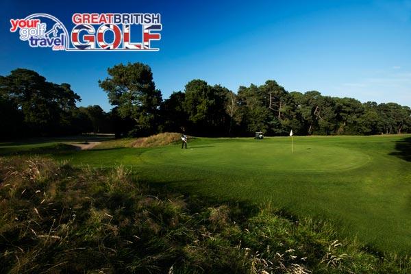 Great British Golf – Meyrick Park