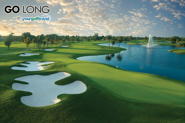 Go Long – Emulate the feats of the Pros in Miami
