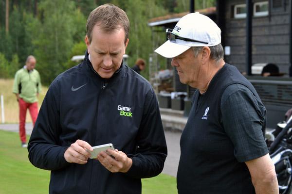 New phone app set to revolutionise social golf