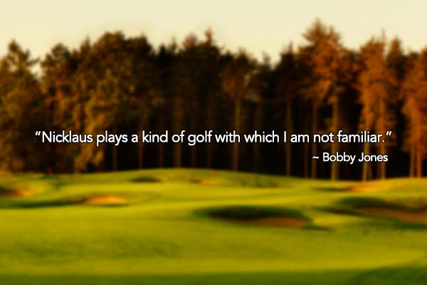 Golf Quotes Glamorous Jack Nicklaus  Golf Quotes From The Golden Bear ‹ 19Th Hole  The