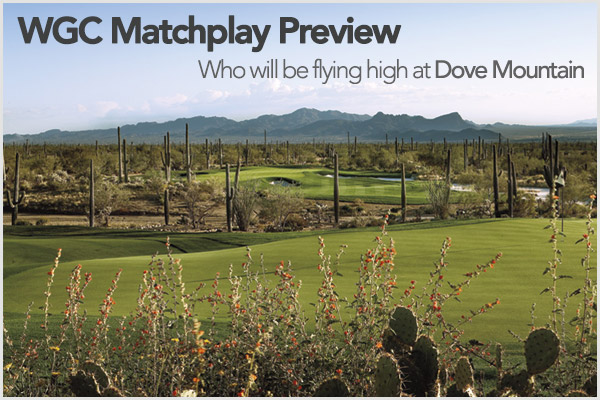 WGC Accenture Match Play: preview and best bets