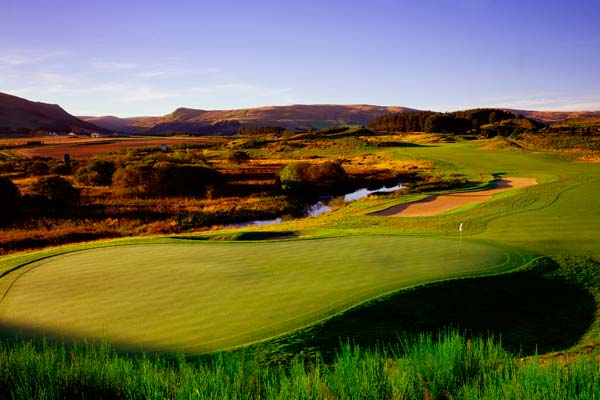 Visit Scotland – Play the renovated Ryder Cup course at Gleneagles