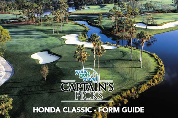 Fantasy Golf: Guide to picking your team for Honda Classic