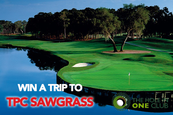 Score an ace, win the ultimate trip to Sawgrass