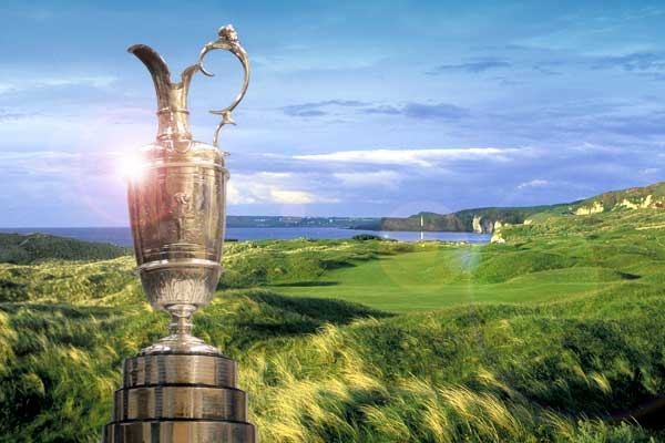 Royal Portrush confirmed as future host of The Open ...