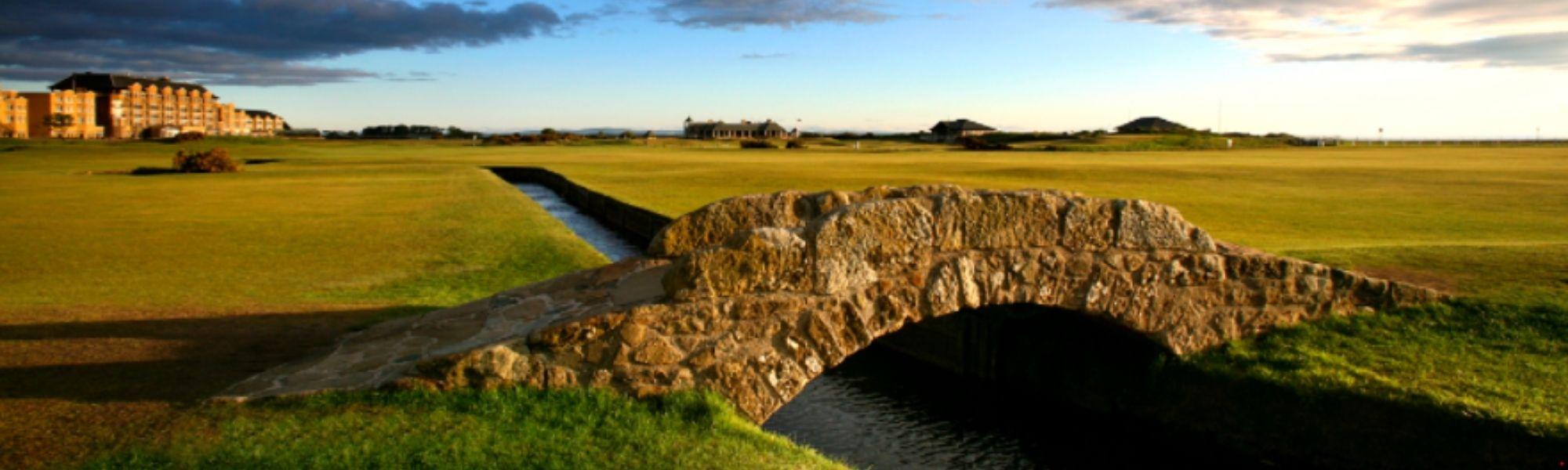 Best Scottish Golf Trails