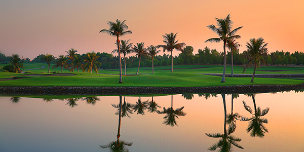 Abu Dhabi 6th Hole
