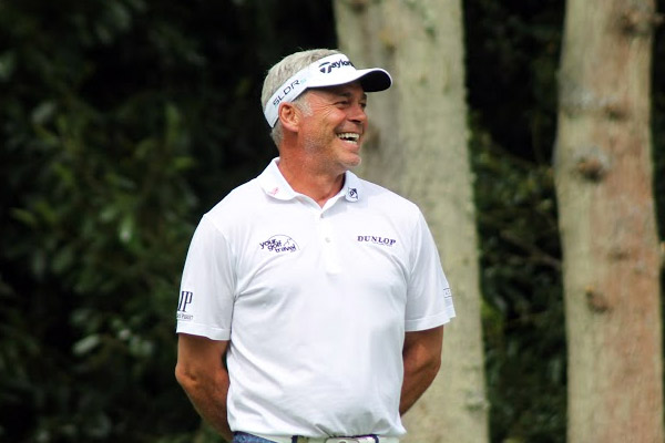Darren Clarke announced as Europe's Ryder Cup captain