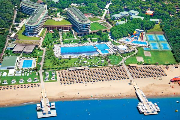 Voyage Belek Golf & Spa Resort – A Photo Guide