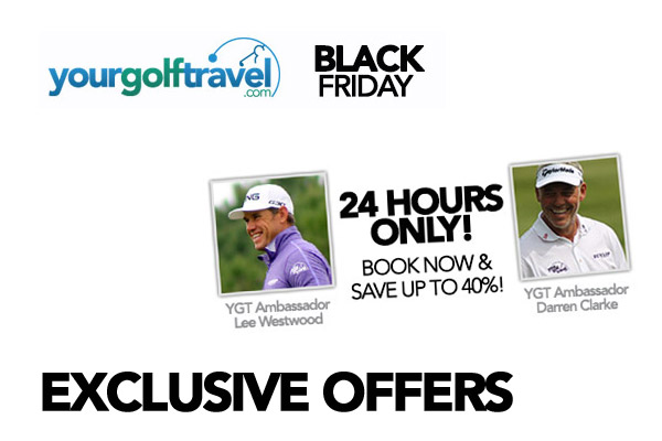 your golf travel black friday deals