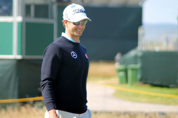 10 things you might not know about Adam Scott