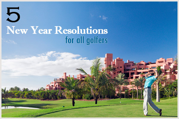 new years resoltions for golfers