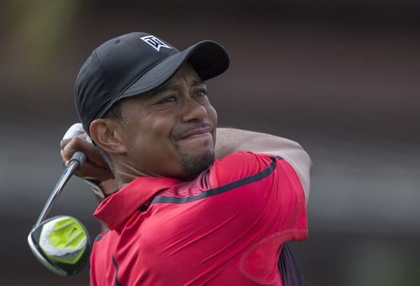 Tiger Woods World Challenge Golf