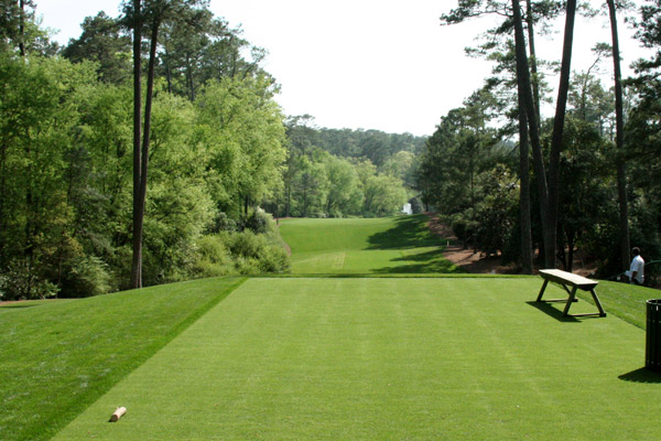 11th tee augusta national