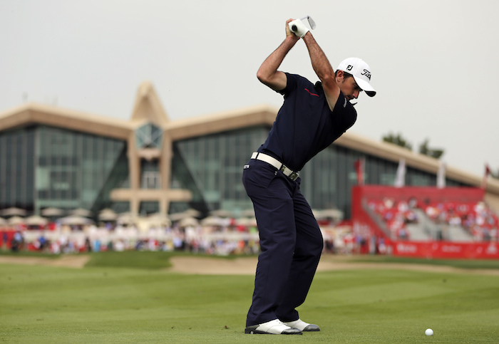 Kaymer blows ten shot lead in Abu Dhabi