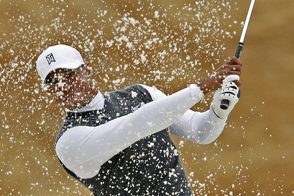 Tiger Woods hits worst round of his career at Phoenix Open