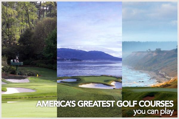 top 100 golf courses usa