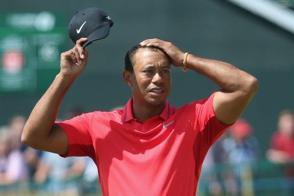 A timeline of Tiger Woods' disastrous year