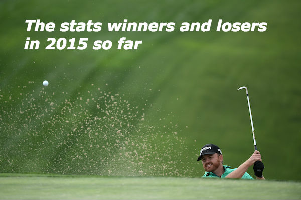 Lies, damned lies? How the stats stack up on the PGA Tour and European Tour