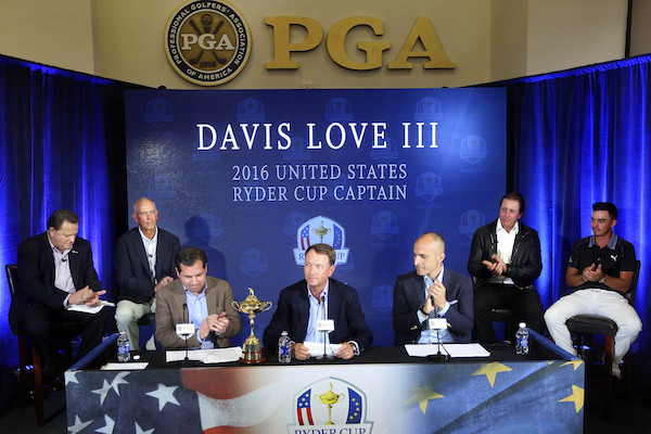 Davis Love says Ryder Cup team ethic will end USA slump