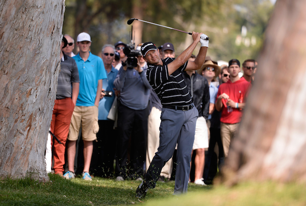 Goosen in pole position again for final day of Northern Trust Open