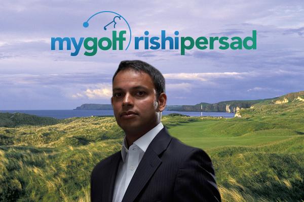 Rishi Persad: My amazing experience at Medinah and dream four-ball