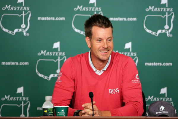 Stenson's Masters expectations lowered by illness