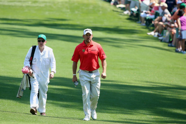 Lee Westwood is confident of winning The Masters
