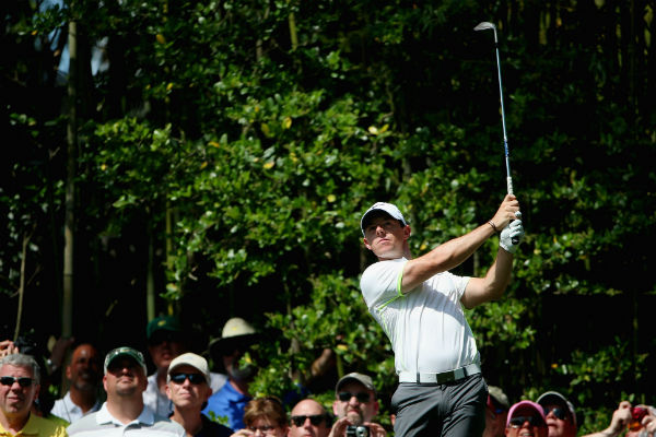 Day one at The Masters: Brit watch